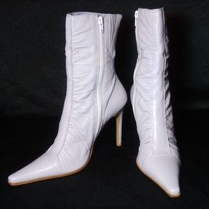 Beautiful Leather Booties